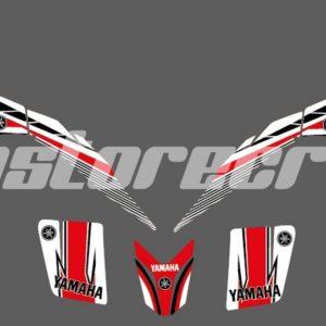 Yamaha Blaster 200 Rojo