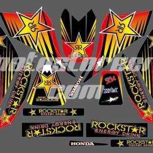 Calcas Bross RockStar 125cc
