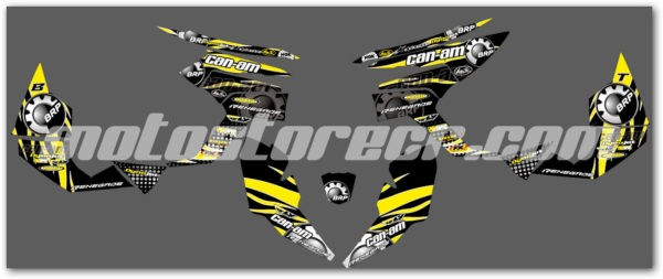 Can-Am Decals
