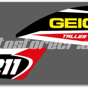 Suzuki gn geico