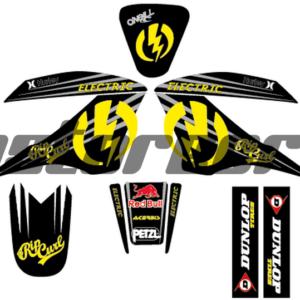 Bross Onell Negro 125cc