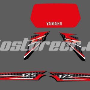 Kit Calcas Yamaha DT 175cc Rejilla